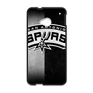San Antonio Spurs Fahionable And Popular HOT SALE Back Case Cover For HTC M7