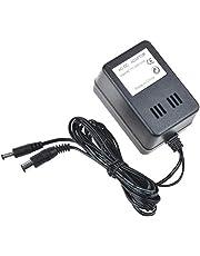 Game Peripherals,dezirZJjx AC Charger,9V AC Charger Power Supply Adapter for Nintendo SNES Sega Genesis Mega Drive - Black *US Plug