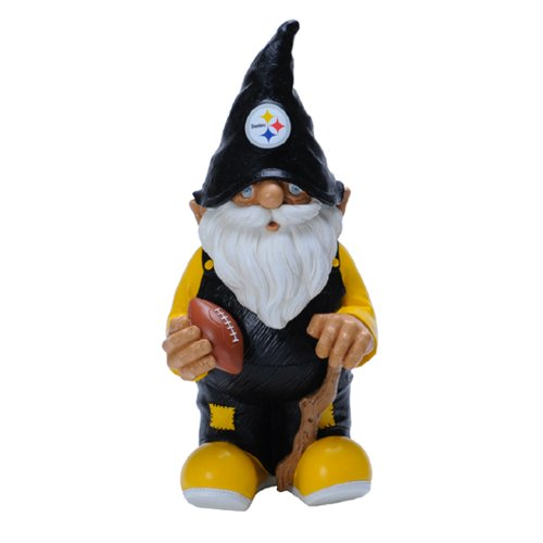 Gnome Pittsburgh Steelers (FOCO Pittsburgh Steelers 2008 Team Gnome)