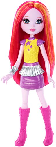 (Barbie Star Light Adventure Pink and Yellow Hair Junior-Sized Doll)