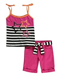 """Pinkhouse Little Girls' Toddler """"Starville"""" 2-Piece Outfit"""