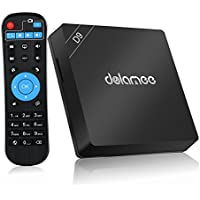 4K Android TV Box , DOLAMEE D9 Amlogic S912 Octa Core 3GB RAM 16GB ROM Smart Player Support 2.4G/5G Dual Band Wi-Fi and Bluetooth 4.0