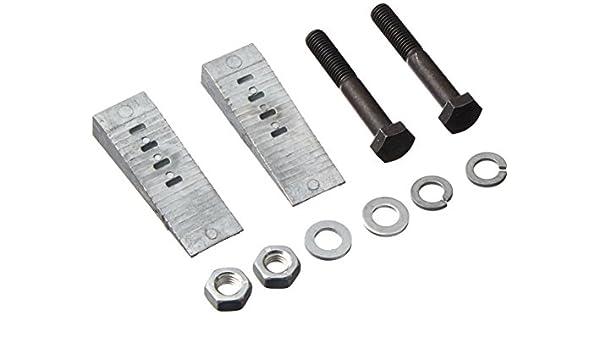 Moog K8358 Camber Adjusting Wedge Kit Federal Mogul