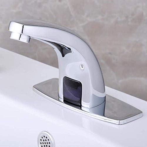 ZKS-KS 現代クローム冷水センサーの蛇口非タッチキッチンバスルームモールシングル冷たい水の蛇口