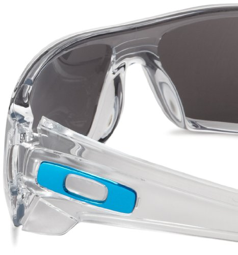 Oakley Ice ICE Sunglasses CLEAR IRIDIUM Iridium Batwolf xtw8BXx