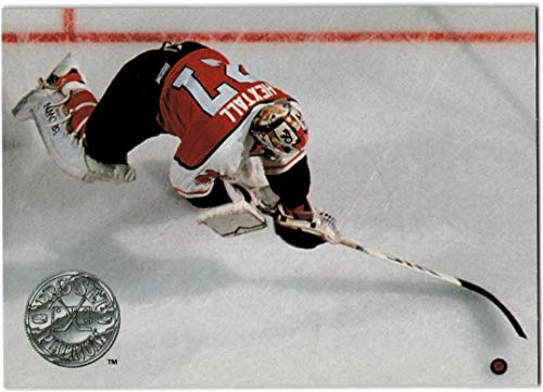(1991-92 Pro Set Platinum Philadelphia Flyers Team Set with Ron Hextall & Mike Ricci - 12 NHL Cards )