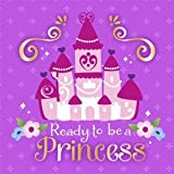Sofia the First Party Supplies - Sofia Lunch Napkins - 16 Count