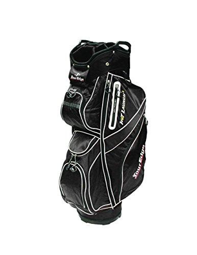Tour Golf Cart Bag (Tour Edge Golf Hot Launch 2 Cart Bag Black)