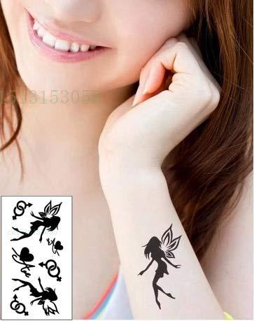 Etiqueta engomada del tatuaje temporal a prueba de agua Wild Big ...