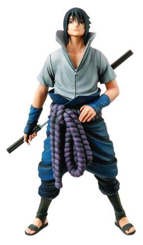 Bandai Naruto Shippuden: Sasuke Figuarts Zero PVC Figure (Naruto Ultimate Ninja Storm 4 Best Characters)