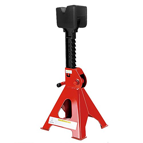 DUTISON Jack Pads For Jack Stands, Rubber Pads For High Lift Steel Jack Stands/Car Jacks [Compatible With Torin Big Red T43002]-2 Pack by DUTISON (Image #1)