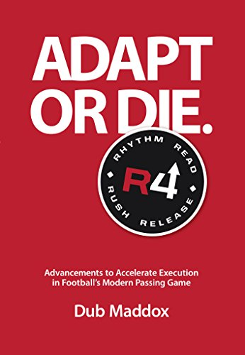 Adapt or Die: Advancements to Accelerate Execution in Football's Modern Passing Game cover