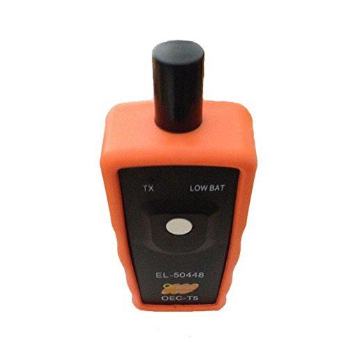 TOOGOO EL-50448 Herramienta de diagnostico reaprender reiniciar TPMS de Coche Sensor de presion de neumatico de Auto