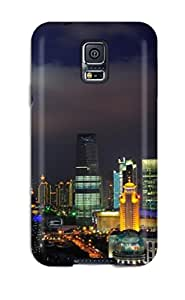 Frank J. Underwood's Shop New Style Premium Protection Shanghai City Case Cover For Galaxy S5- Retail Packaging 8931100K55419408