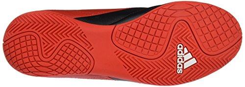 adidas Ace 17.4 In J, Botas de Fútbol para Niños Rojo (Rojo / Ftwbla / Negbas)