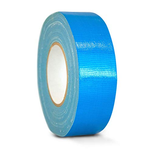 """Waterproof and UV Resistant Silver Duct Tape 2/"""" x 60yds Industrial Grade Gray"""