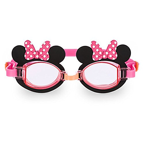 NEW Disney Minnie Mouse the First Swim Goggles for Kids