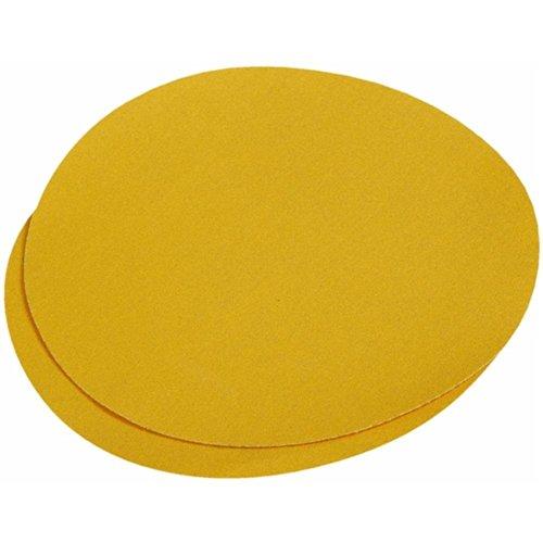Goldblatt G25645 Vortex 220 Grit 9-Inch Sanding Disk, 15-Pack by Goldblatt
