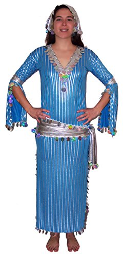 Egypt Mart Women Belly Dance Baladi Galabeya Dress for sale  Delivered anywhere in USA