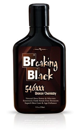 Breaking Black 546xxx Tanning Bronzer 9oz -