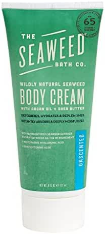 The Seaweed Bath Co. Body Cream, Unscented