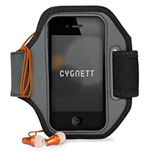 Cy0978Caact - Cygnett Black Action Armband For Iphone 5/5S/Se