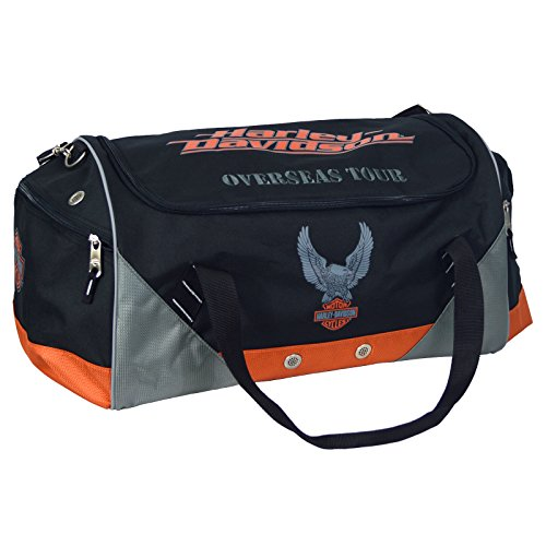 Sports and Travel Duffel Bag – Overseas Tour