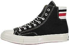 fb53fee2cb03 CONVERSE CHUCK TAYLOR ALL STAR 70 HI Black  Black  Egret UPC 888755675175