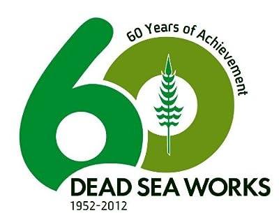Dead Sea Mineral Salt Soap Detoxify Pore Cleanser Skin Treatment Clear Flawless