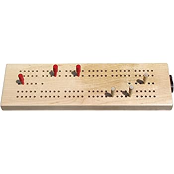 Standard Cribbage Board - Made in USA