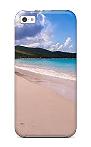 For Valerie Lyn Miller Iphone Protective Case, High Quality For Iphone 5c Flamenco Beach Skin Case Cover