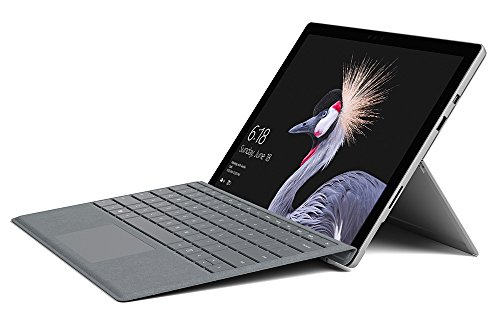 2017 New Surface Pro Bundle (4 Items): Core i7 16GB 1TB Tabletc Surface Pro Signature Type Cover Platinumc New Surface Pen Platinumc Mini DisplayPort Adaptor
