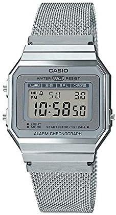 スタンダード A700WM-7A 腕時計 メンズ レディース キッズ 子供 男の子 女の子 チープカシオ[並行輸入品]