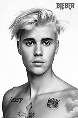 Justin Bieber - Pinup - Official Poster