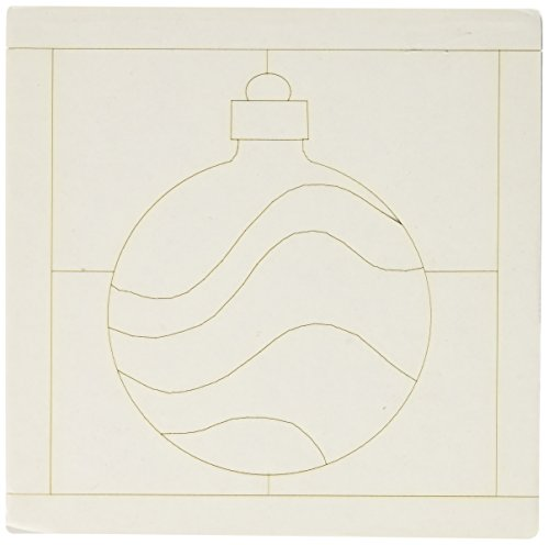 Artsi2 A2MASBLB2 Christmas Bulb Wall Hanging Kit