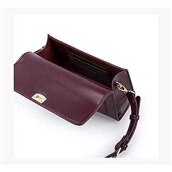 Size XJRHB New Wide Shoulder Strap Small Black Bag Wild Messenger Bag Shoulder Bag 20X14X7cm
