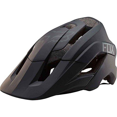 Mountain Bike Helmet - Fox Racing Metah Mountain Bike Helmet Matte Black, M/L