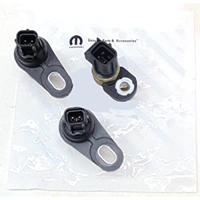 OEM 45RFE 545RFE 68RFE Updated Pressure Transducer Sensor Kit Input Output 99098: Automotive