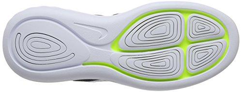 Nike Wmns Lunarglide 8, Zapatillas de Running para Niñas Negro (Negro (black/white-anthracite))