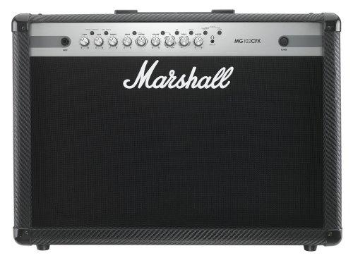 Marshall MG102CFX MG Series 100-Watt 2x12-Inch Guitar Combo Amp