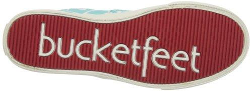 Bucketfeet Fett Socker Duk Spets-up Wns 9