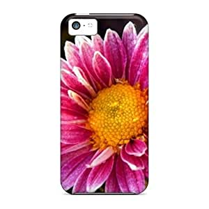Awesome Case Cover/iphone 5c Defender Case Cover(chrysethmum)
