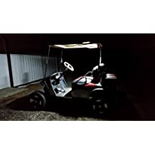 NEW Golf Cart LED Universal Dome Light KIT Courtesy Lights EZ GO Club Car Yamaha
