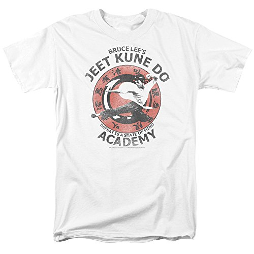 - Bruce Lee Jeet Kune Do Academy Martial Arts Legend T-Shirt Tee Shirt