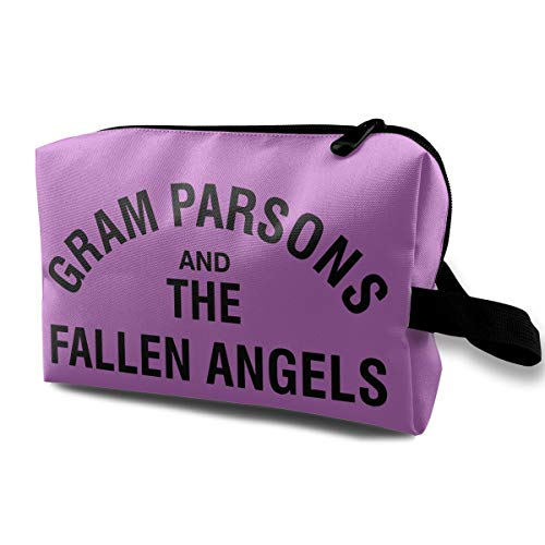 Gram Parsons & The Fallen Angels Makeup Bag