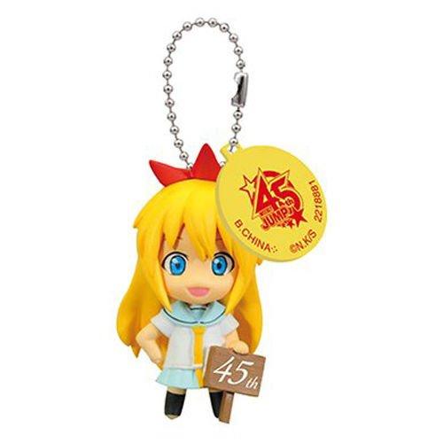 Shonen Jump J Stars 45th Anniversary Mascot Keychain - Nisekoi Kirisaki (Mascot Key Ring)