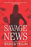 img - for Savage News: A Novel book / textbook / text book