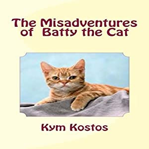 The Misadventures of Batty the Cat Audiobook