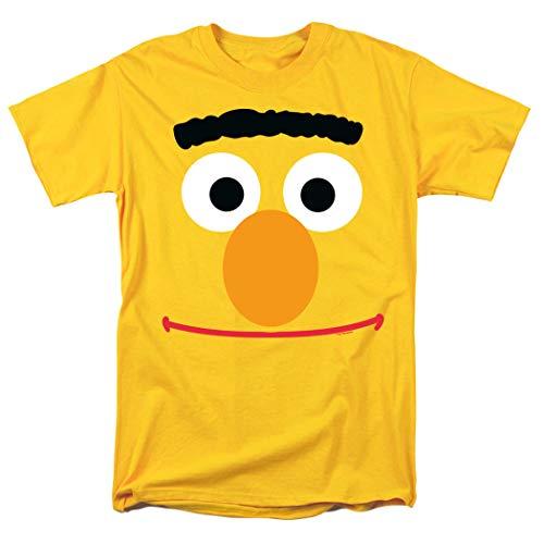Sesame Street Bert Face T Shirst (Small)
