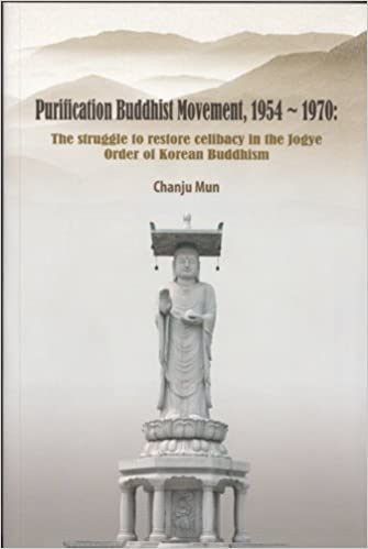 Purification Buddhist Movement by Chanju Mun book cover
